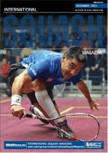 International Squash magazine Dec 2012
