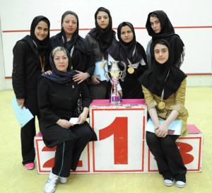 Iran Squash Team