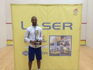 Laser WP Open 2014 Winner