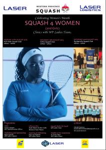 Squash4women poster Jul15