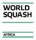 Squash Africa logo