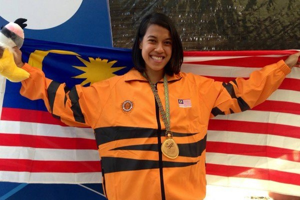 Nicol David World Games