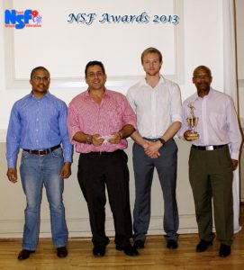Men's 12th league winners SA Reserve Bank