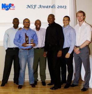 Uitsig Trophy - SA Reserve Bank