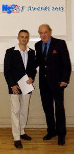 President's Award - Renier Cronje